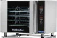 BLUE SEAL E31D4 TURBOFAN CONVECTION OVEN 3.1KW