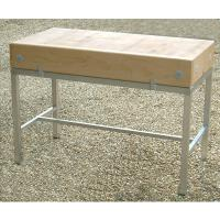 Butchers Block Alloy Stand 36 X 24